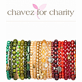 Chavez for Charity Bracelet - adult