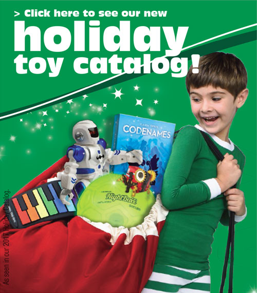 Holiday Toys for kids and parents